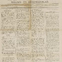 Gazette van Beveren-Waas 21/10/1888