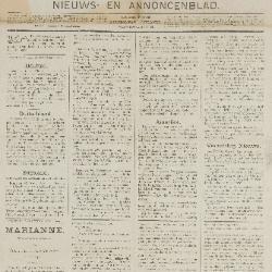 Gazette van Beveren-Waas 27/11/1887
