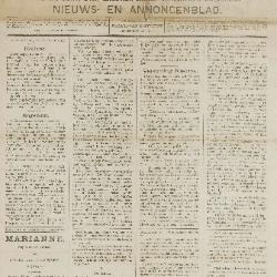 Gazette van Beveren-Waas 25/09/1887