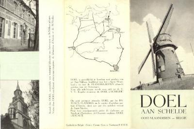Folder: Doel aan de Schelde