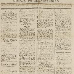 Gazette van Beveren 09/09/1888