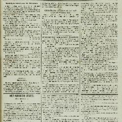 Gazet van St. Nicolaes 31/12/1854