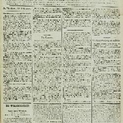 Gazet van St. Nicolaes 11/02/1855