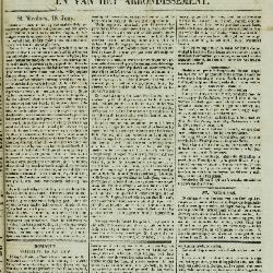 Gazet van St. Nicolaes 19/06/1853