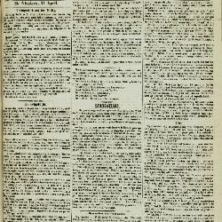 Gazet van St. Nicolaes 12/04/1857