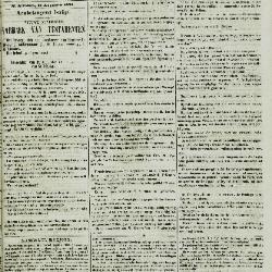 Gazet van St. Nicolaes 22/08/1858