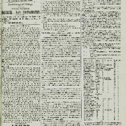 Gazet van St. Nicolaes 25/07/1858