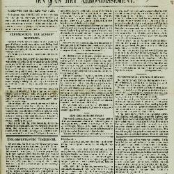 Gazet van St. Nicolaes 24/04/1853