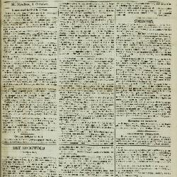 Gazet van St. Nicolaes 19/10/1856