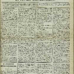 Gazet van St. Nicolaes 25/05/1856