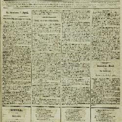 Gazet van St. Nicolaes 08/04/1855