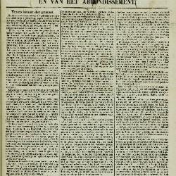 Gazet van St. Nicolaes 17/07/1853