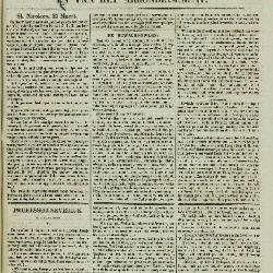 Gazet van Sint-Nicolaes 27/03/1853