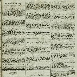 Gazet van St. Nicolaes 25/06/1854