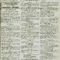 Gazet van St. Nicolaes 16/05/1858