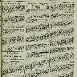 Gazet van St. Nicolaes 31/07/1853