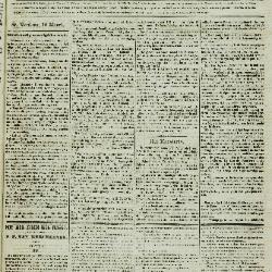 Gazet van St. Nicolaes 11/03/1855