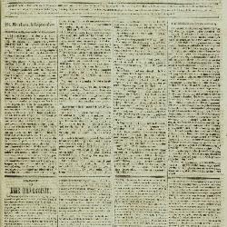 Gazet van St. Nicolaes 09/09/1855