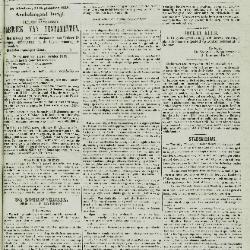 Gazet van Sint-Nicolaes 26/09/1858