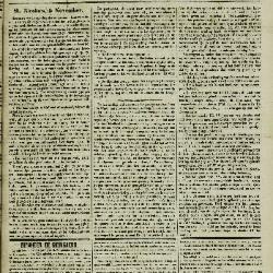 Gazet van St. Nicolaes 06/11/1853