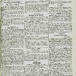 Gazet van St. Nicolaes 21/03/1858
