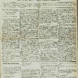 Gazet van Sint-Nicolaes 27/01/1856