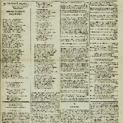 Gazet van St. Nicolaes 03/08/1856