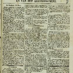 Gazet van St. Nicolaes 12/06/1853