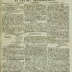 Gazet van St. Nicolaes 10/04/1853
