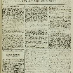Gazet van St. Nicolaes 28/08/1853