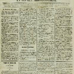 Gazet van Sint-Nicolaes 24/06/1855