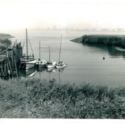 Het haventje van Kallo