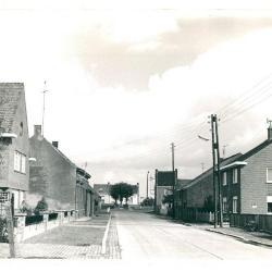 Kruispunt van Fabriekstraat en Ketenisdijk