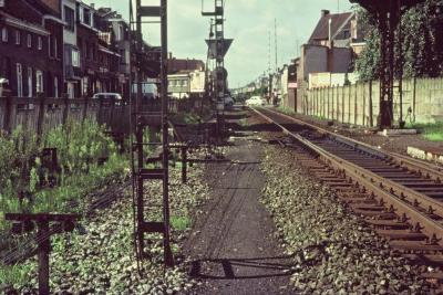Spoorlijn 59 Sint-Niklaas 1968