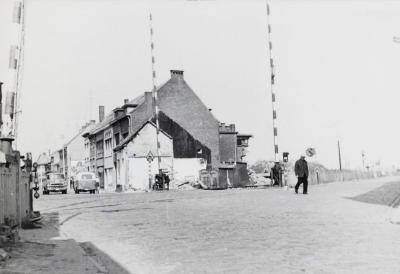 Spoorlijn 59 Overweg Hofstraat/ Kleine Laan