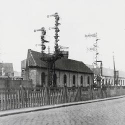 Spoorlijn 59 Inrit station Sint- Niklaas