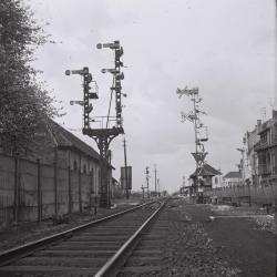 Spoorlijn 59 Armseinen station Sint- Niklaas