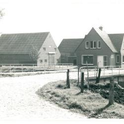 Hoeve familie De Bock Achiel aan Sint-Niklaasstraat