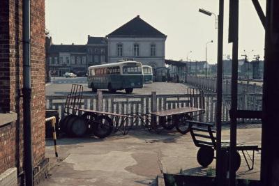 Spoorlijn 59 Autobusparking + station Sint- Niklaas