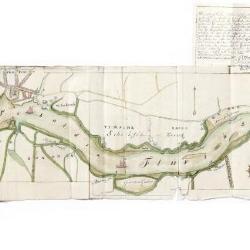 De Schelde met aangrenzende gronden, 1747