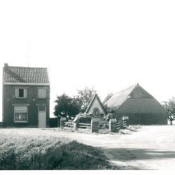 Kapel op de Oude Dijk - Konijnepijp (hoek)