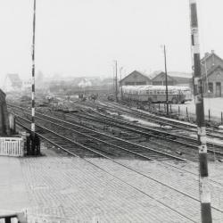 Spoorlijn 59 Overweg Vijfstraten Sint- Niklaas