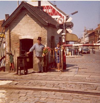 Spoorlijn 59 Overweg Plezantstraat