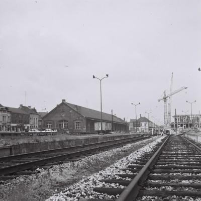 Spoorlijn 59 Bouw nieuw station Sint- Niklaas