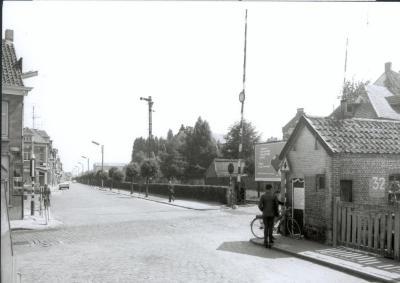 Spoorlijn 59 Spoorweglaan Sint- Niklaas