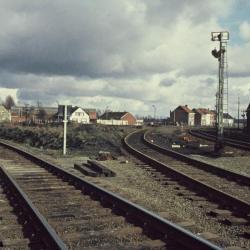 Spoorlijn 59 Aftakking spoorlijn richting Mechelen
