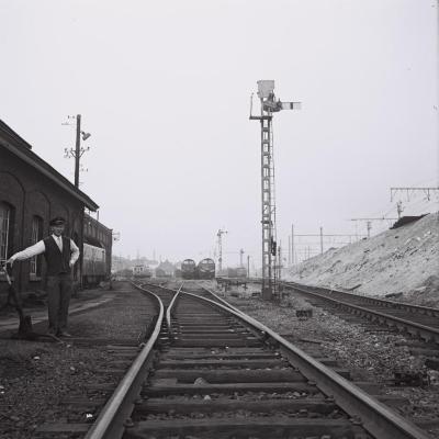 Spoorlijn 59 Verhoogde spoorberm Vijfstraten