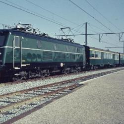 Spoorlijn 59 Inhuldigingstrein Sint- Niklaas- Antwerpen Centraal