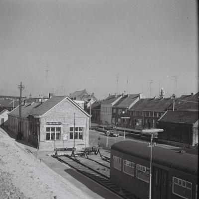 Spoorlijn 59 Station Sint- Niklaas- West