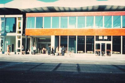 Spoorlijn 59 Hoofdingang station Sint- Niklaas